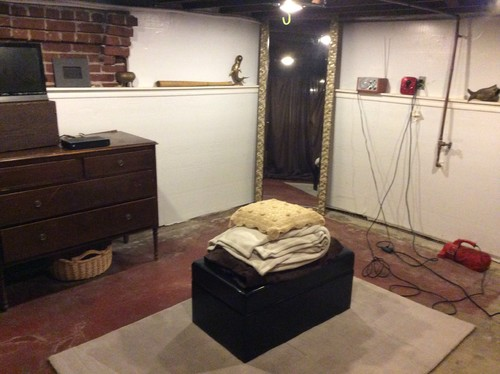 Wonderful Need To Turn Basement Space Into Bedroom Pictures Gallery
