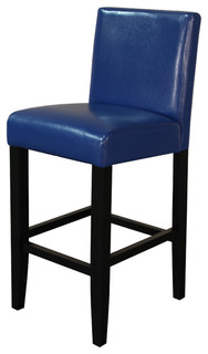 Marina Faux Leather Counter Stools Set Of 2