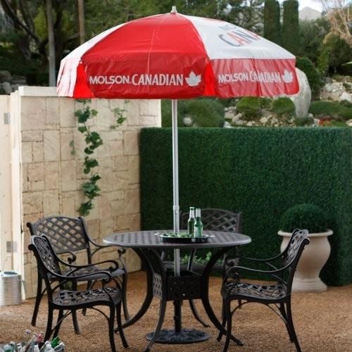 Molson Canadian 6 Ft. Patio Umbrella