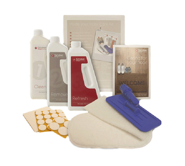 Karndean Clean Start Cleaning Kit Contemporary