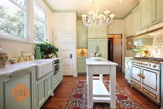Delicieux 1901 Kitchen Remodel Eclectic Kitchen
