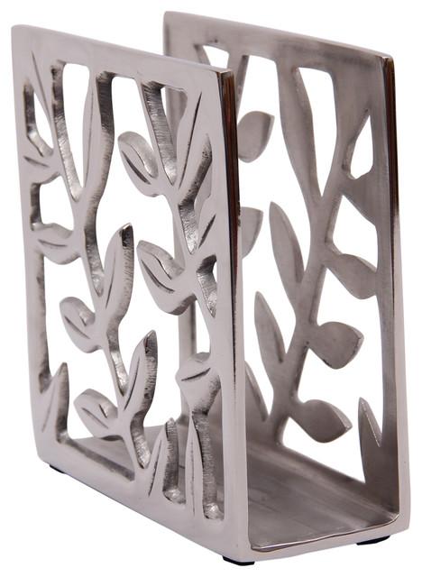 Fern Napkin Holder - Contemporary - Napkin Holders - by Oak Idea .