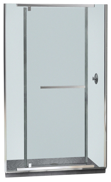 ... Pivot Shower Door - Contemporary - Shower Doors - by RTA Cabinet Store