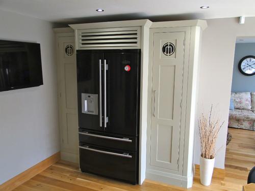 American Fridge Freezer Housing