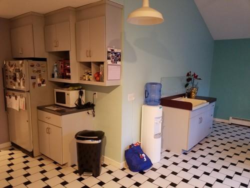 Kitchen Design Dilemma
