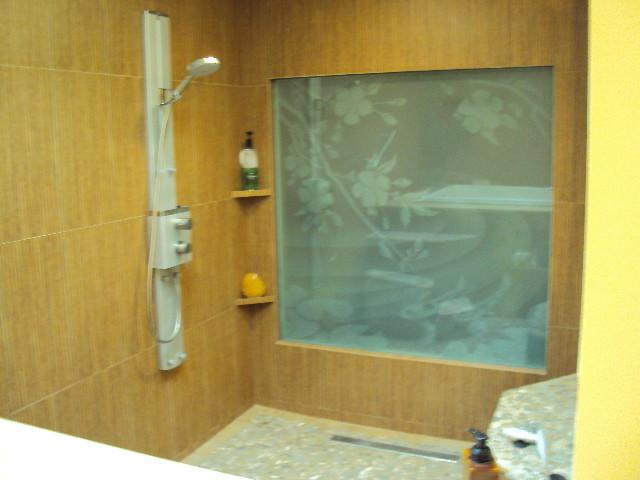 Japanese Master bathroom
