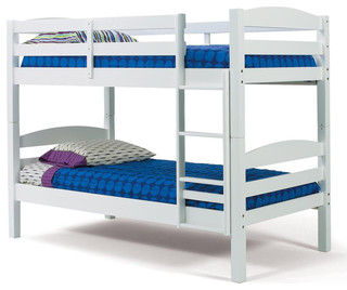 """80.5"""" Twin Over Twin Bunk Bed"""