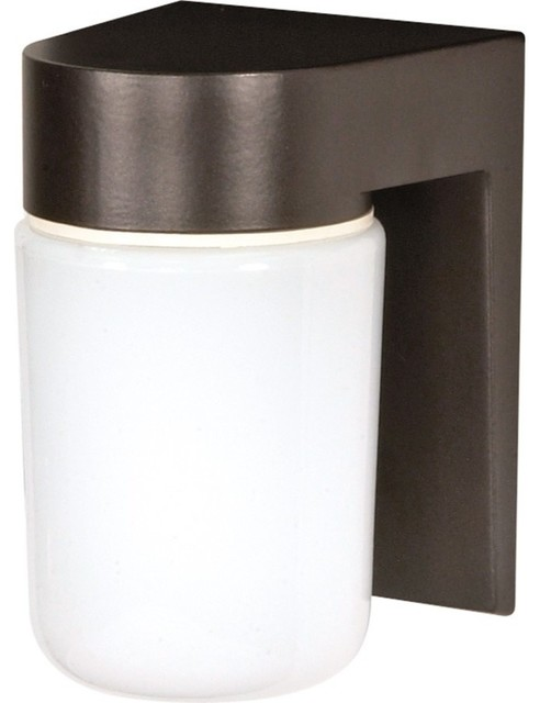 Wall Mounted Utility Lights : Nuvo Lighting 1-Light 8