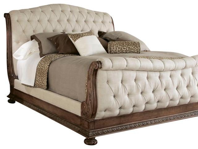 American Drew Jessica Mcclintock Boutique 2 Piece Bedroom Set In Baroque