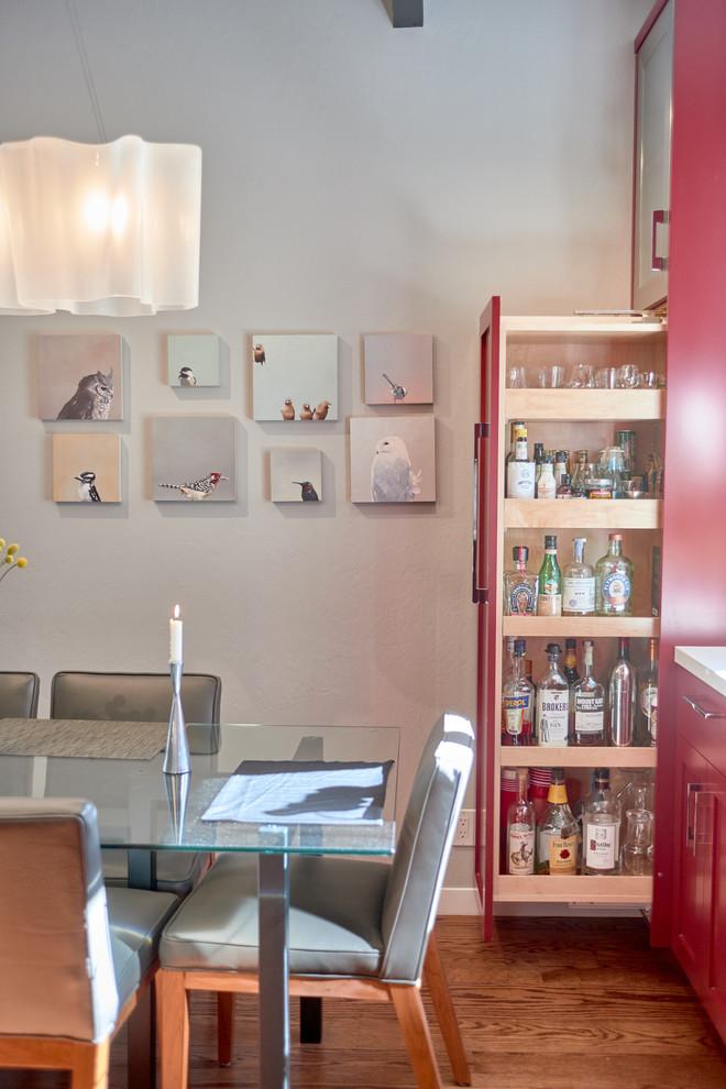 Minimalist home design photo in San Francisco