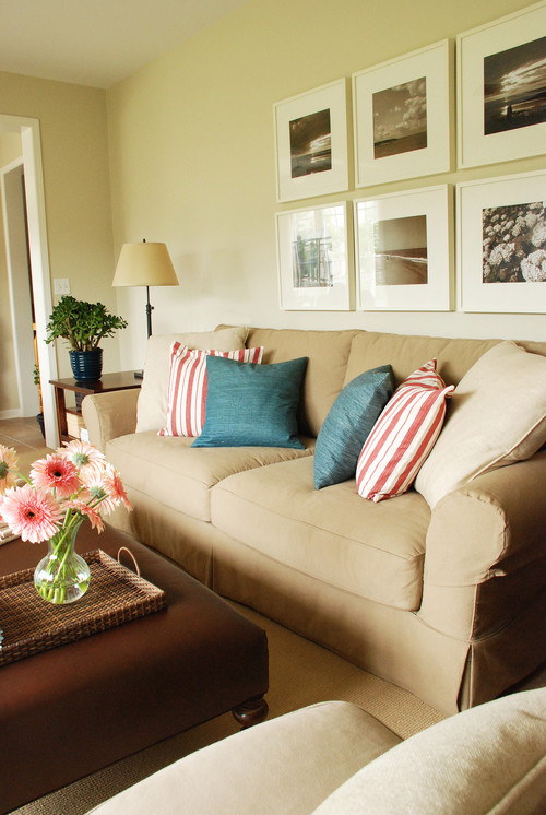 Relaxed Family Room