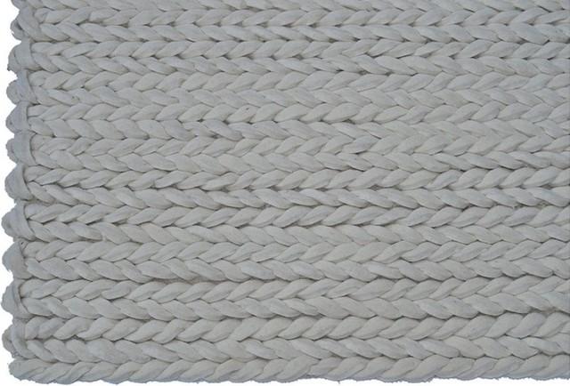 Arin Handmade Wool Braided Rug