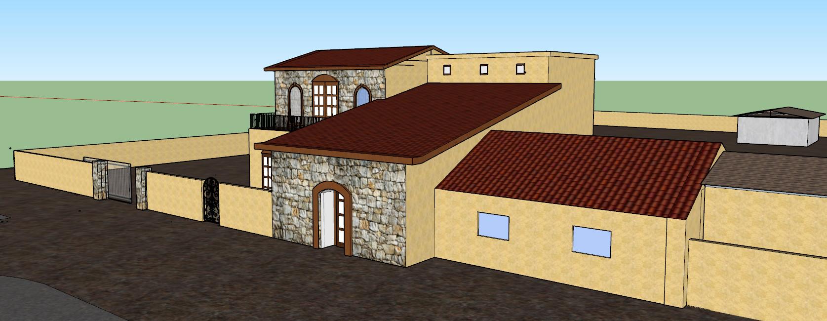 Delgarbino house redesign