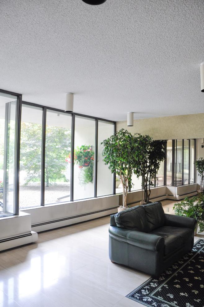 Lobby Redesign in Condo Building