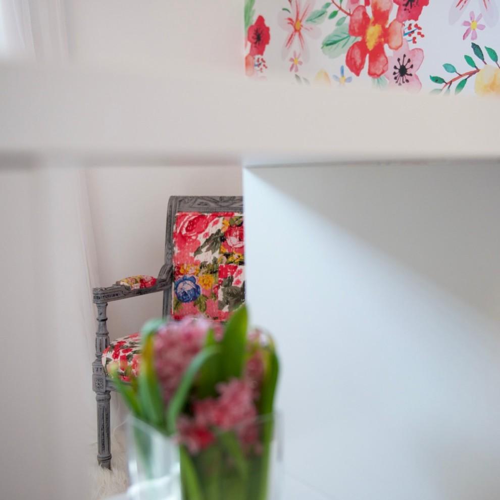 Live Life Colorfully - little gir's room
