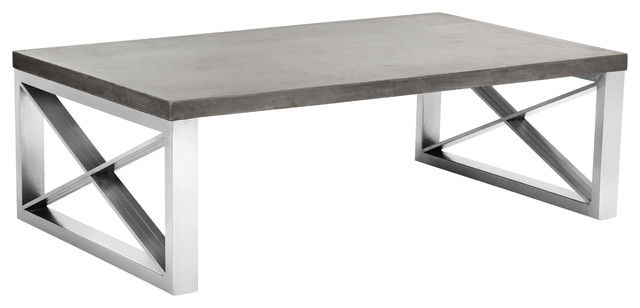 Catalan Coffee Table, Concrete.