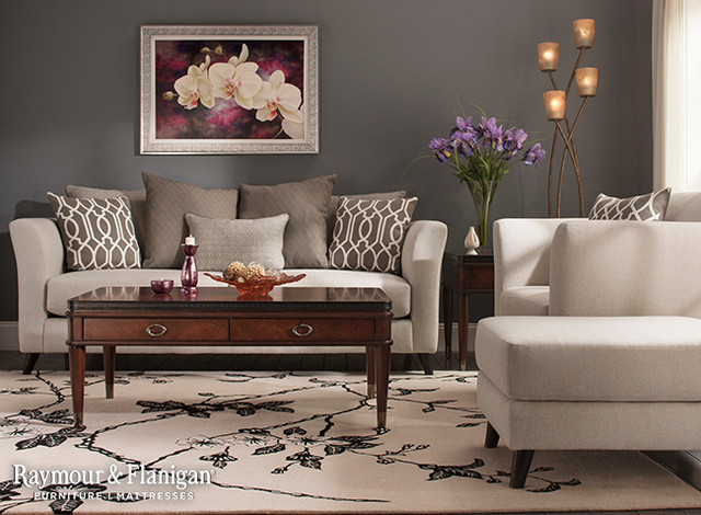 houzz living room furniture kinsella collection 12592