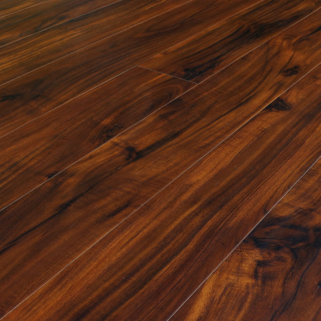 Hardwood Floor Samples ingenious wood flooring decorating ideas for wood floor Acacia Hand Scraped Click Lock Laminate Floor Samples 8 X 5 Walnut