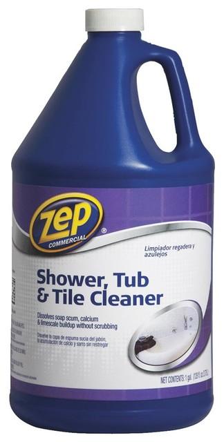 Zep Enforcer Gallon Shower Tub Tile Cleaner Zustt128