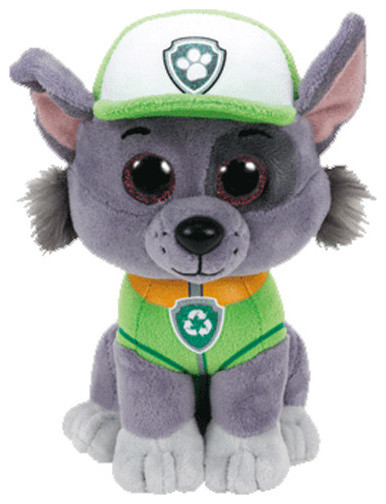 Ty Paw Patrol Beanie Boo Rocky Toy Contemporary Baby And