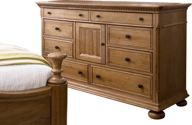 universal furniture paula deen down home door dresser