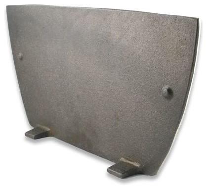 """Golden&x27;s Cast Iron 13582 Firebox Divider Plate, 20.5""""."""