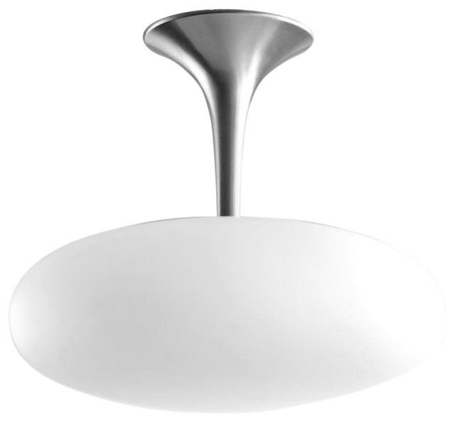 Ceiling Light Clearance: Holtkoetter|Holtkotter 5220 Ceiling Light, Chrome, Inventory Clearance!  Last O modern-,Lighting