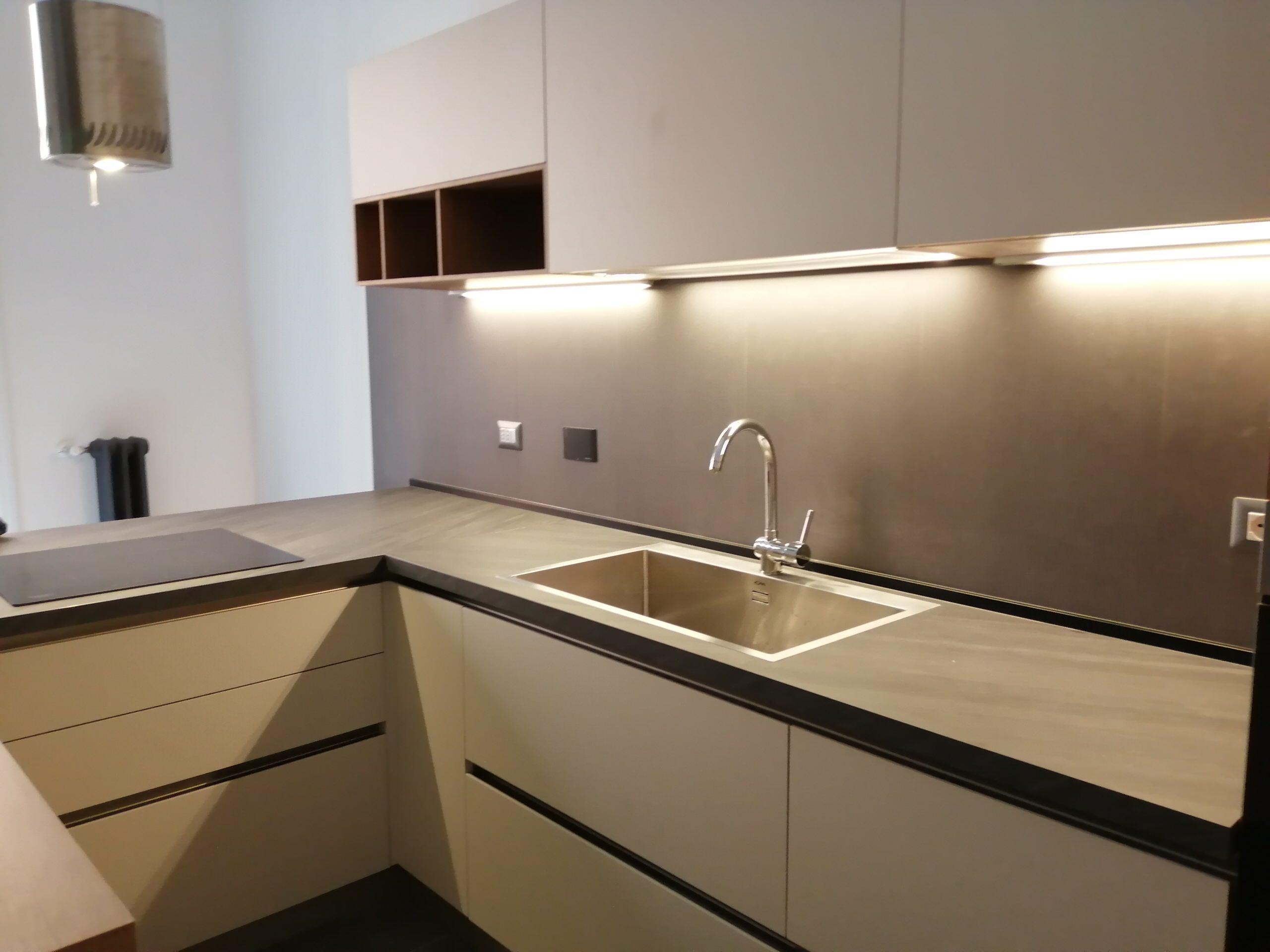 Appartamento stile industriale MQ 80