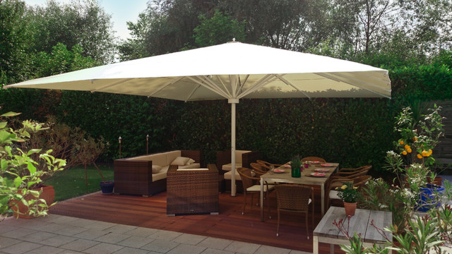Giant Patio Umbrella Big Ben Traditional Other By
