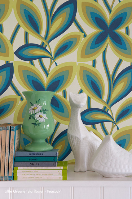 Wallpaper from The Little Greene Paint Company traditional