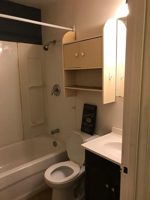 & Apartment bathroom ideas
