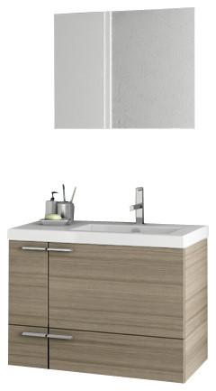 31 Larch Canapa Bathroom Vanity Set.