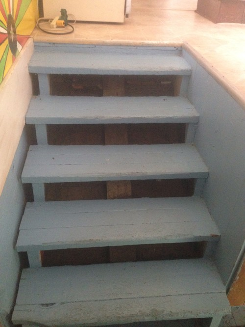 Charmant What Color Should I Paint My Stairs