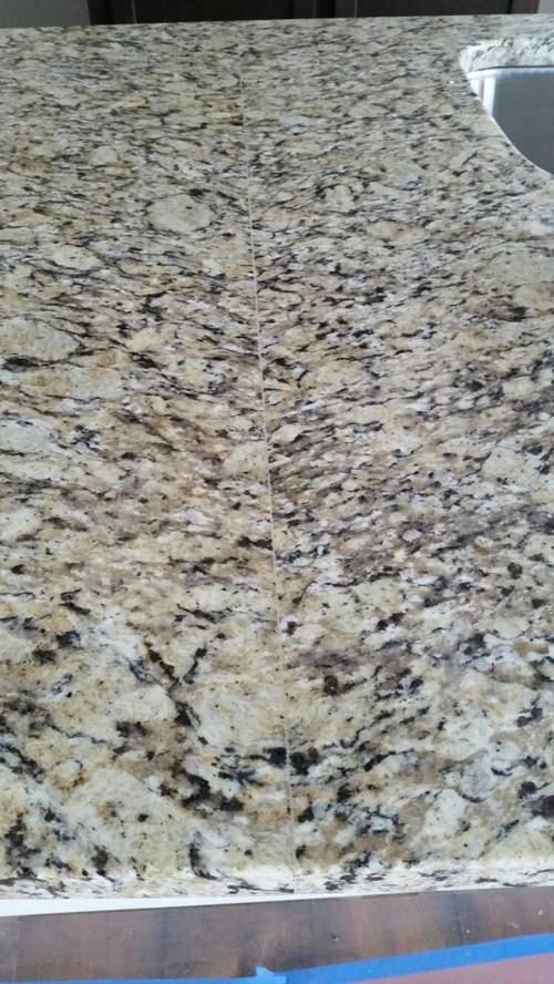 Granite Seams
