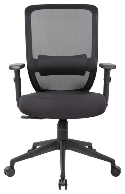 Mid Back Mesh Office Chair With