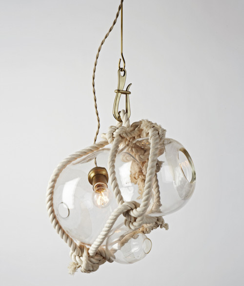 eclectic pendant lighting by rollandhill.com