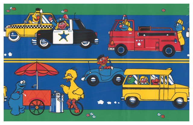 Frame design with kids on bus - Download Free Vectors, Clipart Graphics &  Vector Art