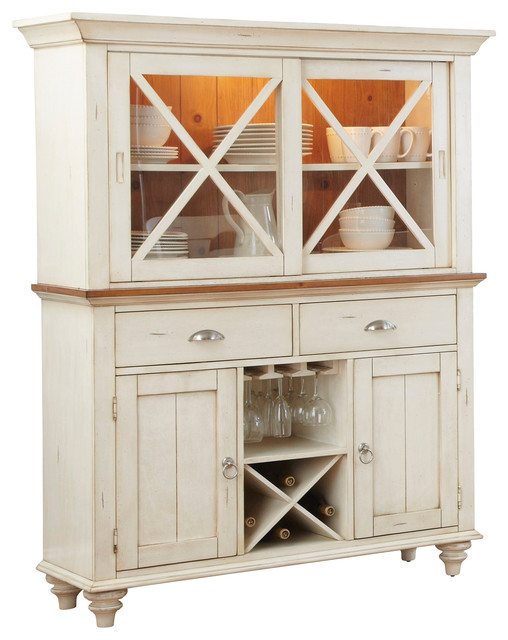 Buffet, Natural Pine - Farmhouse - Buffets And Sideboards - by Silver Coast Company