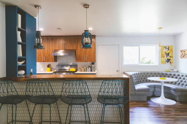 13 kitchens that add personality with pendants