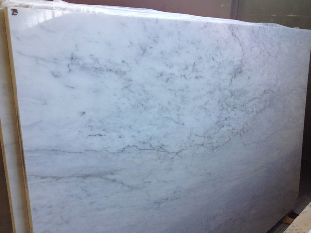 Carrara Venato Marble Slab Sample