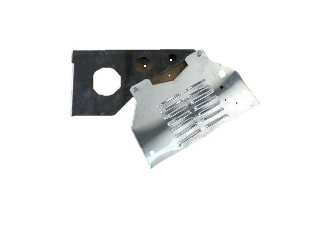 Ph 316 Marine Grade Ss Wall Mounting Kit -25 Degree Angle, 3 Hanging Points.