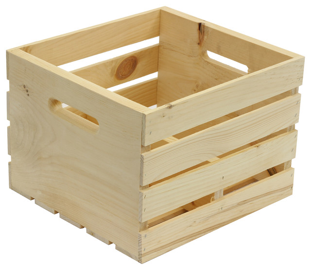 Large Growler Crate