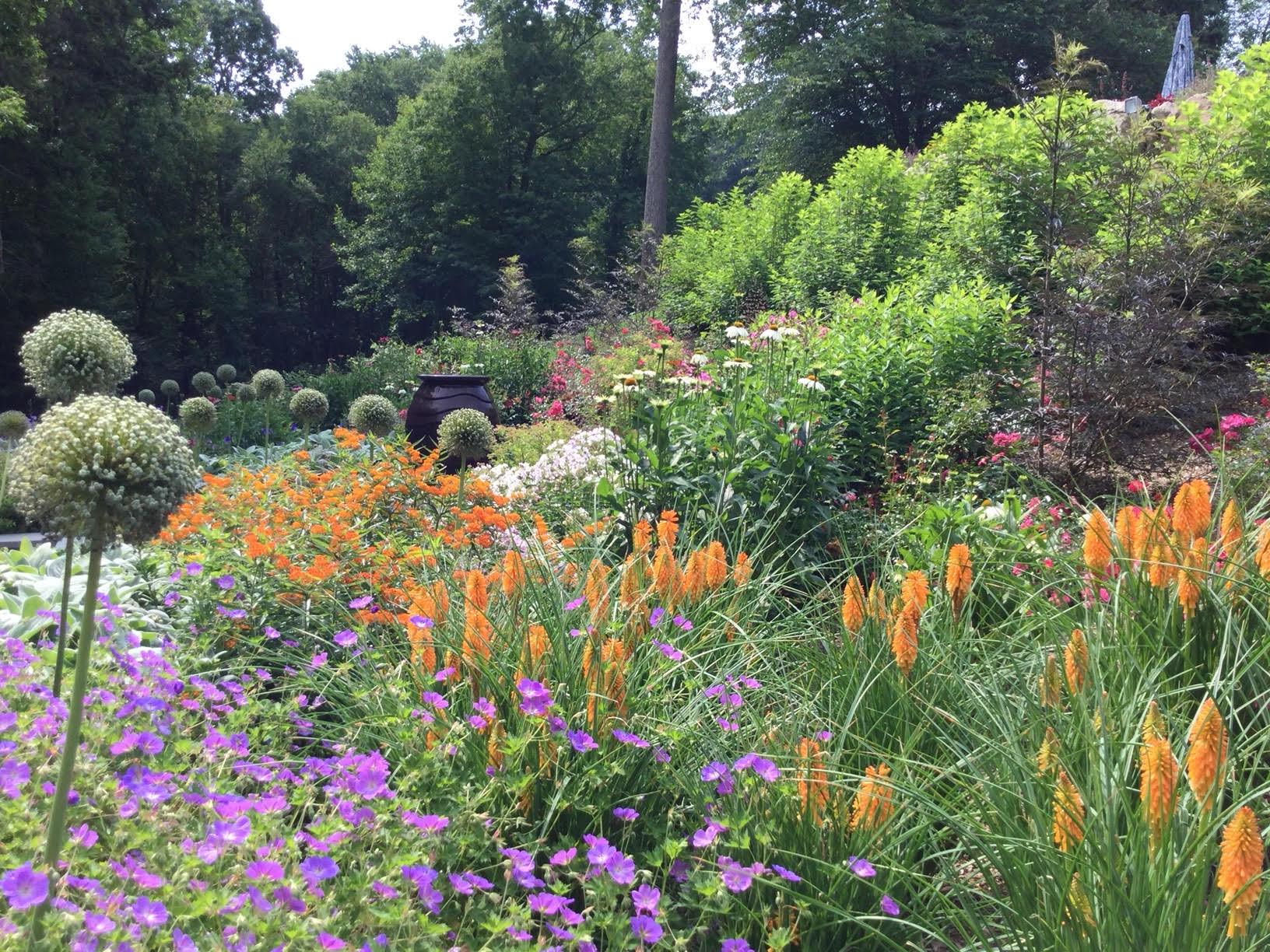 POUND RIDGE JOB  Pollinator Garden