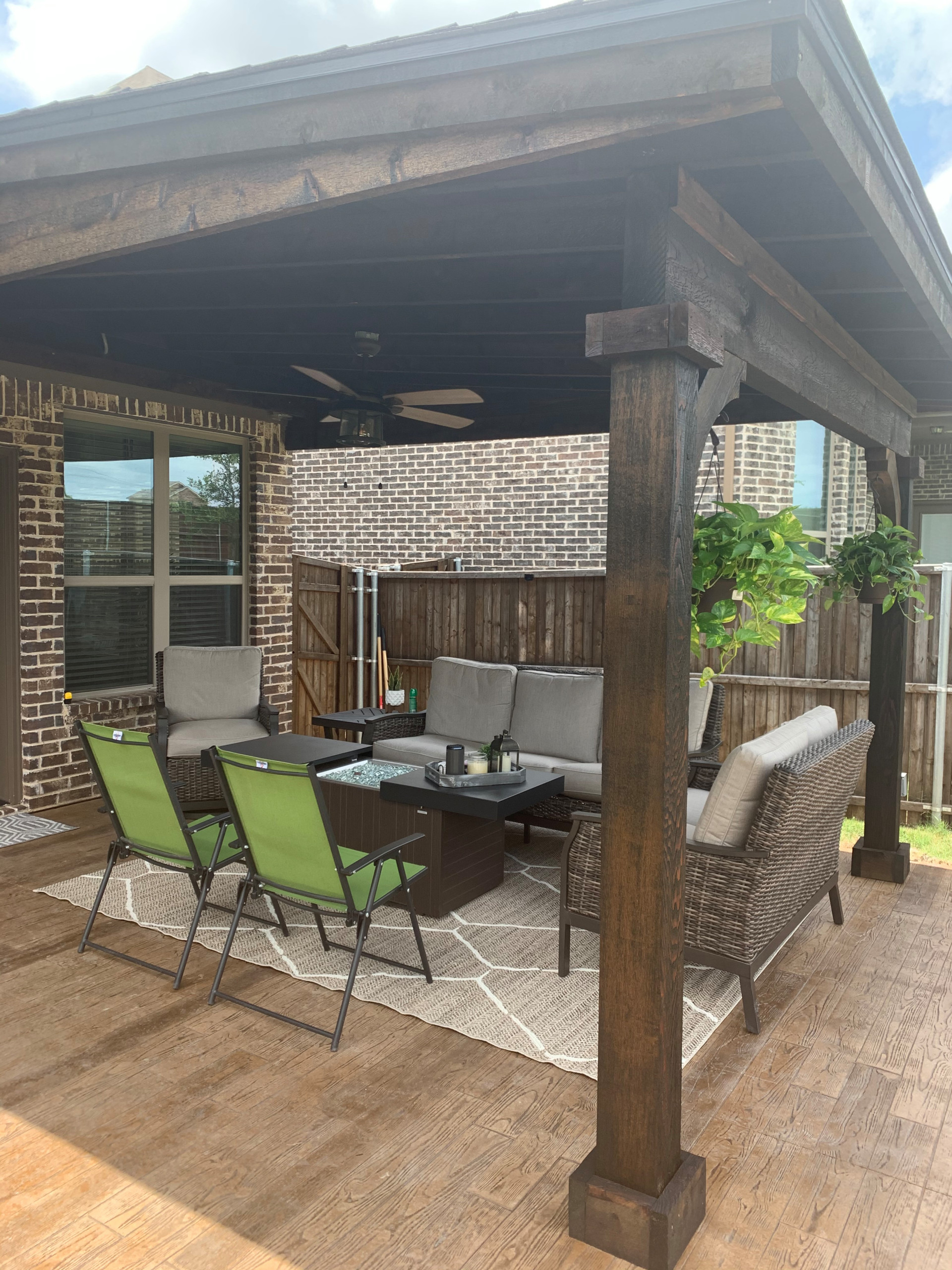 Covered Patio Addition