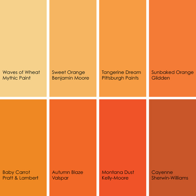 Orange Colors cooking with color: when to use orange in the kitchen