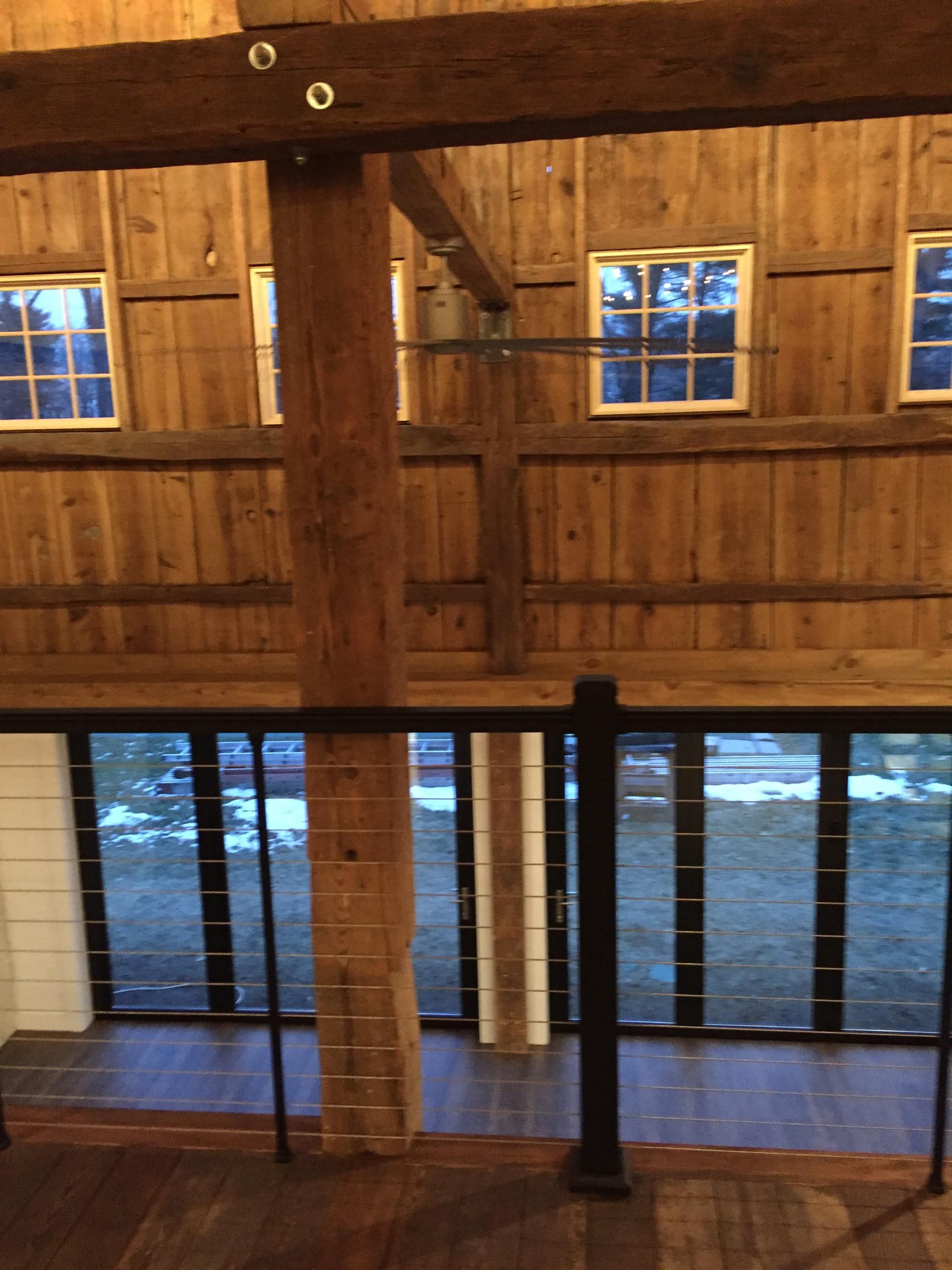 1834 Circa Historic Barn Renovation
