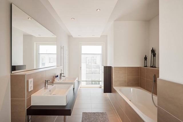 Reihenhäuser Interieur Modern Badezimmer Berlin Von