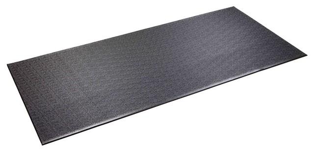 Rolled Pvc Foam Mats 3 X 4 Gray