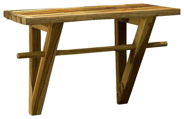 farmed teak spa shelf  bathroom cabinets and shelves  other  by, teak spa bathroom furniture