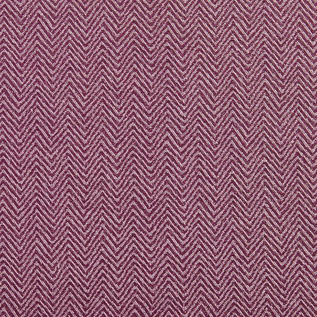 Purple Chevron Herringbone Upholstery Fabric By The Yard